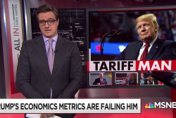 Trump's economy fails by his own metrics
