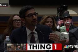 Monopoly Man not most cartoonish character at Google hearing