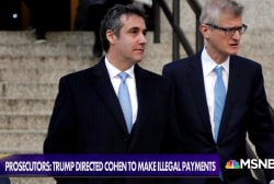 Court filings reveal Trump as key figure in federal investigations