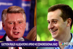 NC GOP Executive Director: Election fraud investigation creates 'electoral storm'