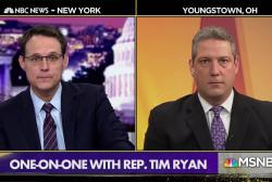 Rep. Ryan: 'Not sure' Pelosi will be elected Speaker