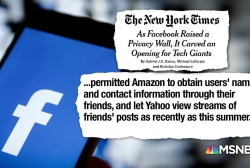 Rashad Robinson: Facebook has billions of users. We need regulation