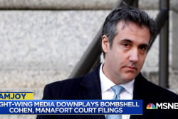 Jennifer Rubin: There's evidence Cohen, Manafort were communicating with White House through 2018