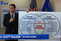 Scot Ross: What's going on in Wisconsin is unprecedented, undemocratic, unconstitutional, un-American