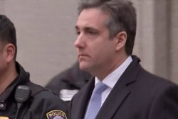 Cohen beseeches court for mercy, receives 3-year prison sentence
