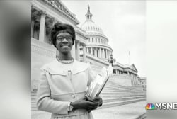 Shirley Chisholm had guts