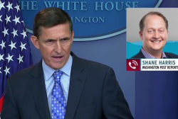 A question still outstanding: Why did Mike Flynn lie?