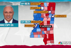 Espy campaign made deep cut into Republican hold on Mississippi