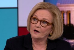 McCaskill: Trump 'wildly irresponsible, very dangerous' on Syria