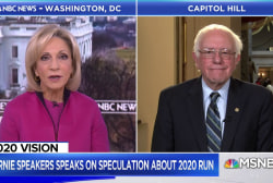 Sanders: 2020 presidential run not an easy decision