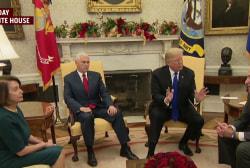 Joe: Trump gives high ground away to Democrats