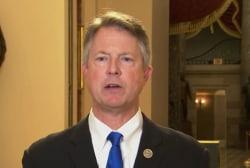 GOP congressman backs shutdown over border funding