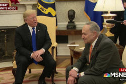 Trump 'embarrassing and undignified' in meeting: Mika