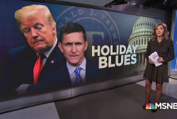 Trump Foundation dissolves as Michael Flynn gets smackdown in court