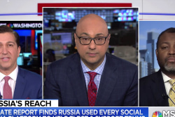 Russia used social media platforms to help elect, support Trump