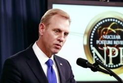 Who is James Mattis' replacement, Patrick Shanahan?