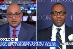 Food stamp recipients faced with stricter work requirements