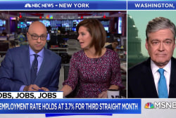 Can good jobs numbers keep the economy afloat during a trade war?