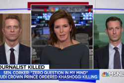 What did CIA Director Gina Haspel have to say about Jamal Khashoggi?