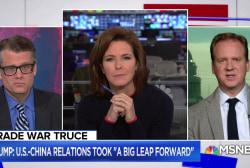 Trump: U.S.-China relations took 'a big leap forward'