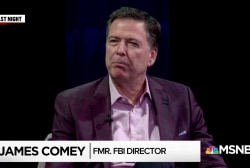 New Comey revelations on Flynn, Trump legal jeopardy, blackmail concerns