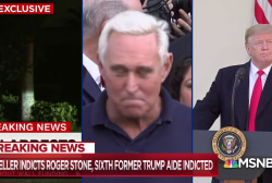 Melber explains why Mueller's indictment of Roger Stone matters