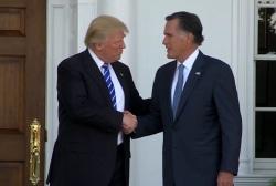 Romney adviser fuels rumors of 2020 primary challenge to Trump