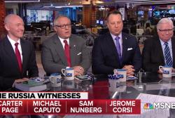 Key Mueller witnesses on broken relationship with Roger Stone