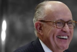 Rudy Giuliani: I never said there was no collusion by Trump campaign