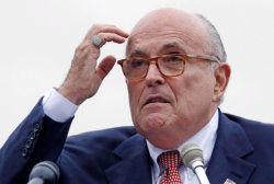 POLITICO: Trump WH aide bemoans dealing with Giuliani's 'f--- ups'