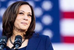 Freshman Dem Rep. Katie Hill endorses Kamala Harris for president