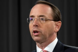 What it means for Mueller that Rosenstein plans to leave DOJ