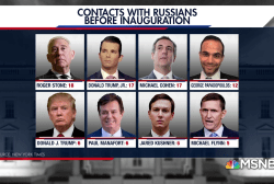 New reports detail contact Trump 2016 campaign had with Russians