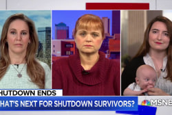 'I'm flat out angry' - families affected by govt. shutdown speak out
