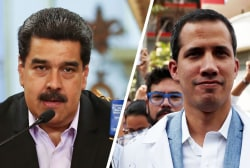 Breaking down the power play in Venezuela between Maduro and Guaido