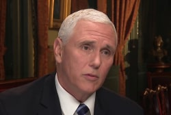 Pence: Border is 'genuine humanitarian and security crisis'