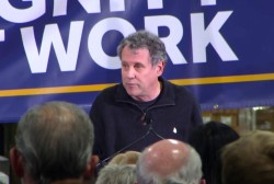 Ohio voters weigh in on Sherrod Brown's potential 2020 bid
