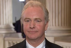 Sen. Van Hollen refuses pay during government shutdown