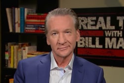 Bill Maher: If we don't impeach Trump, where is the bar?