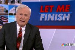 Matthews: I predict Warren will win Iowa, New Hampshire