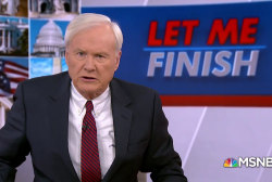 Matthews: Democratic primary should be a clean fight on ideas, character