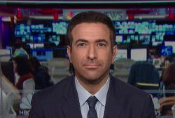 Ari Melber: Trump looks 'shook' with upcoming Cohen testimony