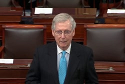 In opposing voting access, McConnell shows his hand