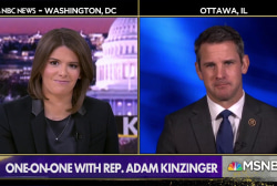 Rep. Kinzinger: GOP leaders should 'absolutely' censure Rep. King over racially-charged comments