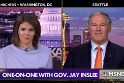 Gov. Inslee: Potential candidacy 'not just about climate change'