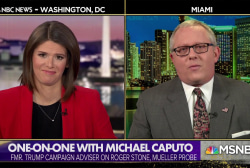 Caputo: '4 or 5' Trump aides could have directed Wikileaks coordination