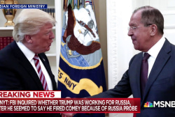 David Cay Johnston: It shows Trump's incompetence that he thought firing Comey would stop FBI