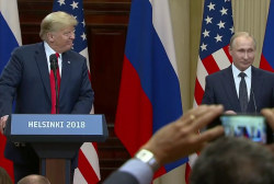 New allegations suggest Trump possibly concealed notes of Putin meeting
