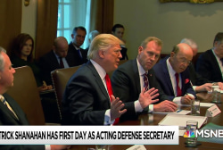 Trump cabinet even swampier after New Year's transition