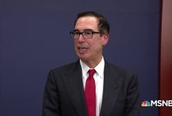 Mnuchin unimpressive making case for relaxing Russia sanctions